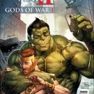 Civil War II: Gods of War #1 Jay Anacleto Hercules & Hulk Variant Cover [2016] VF/NM Marvel Comics
