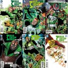 Green Lantern Corps: Edge of Oblivion #1 2 3 4 5 6 Complete Mini Series! [2016] VF/NM DC Comics