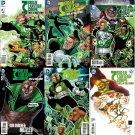 Green Lantern Corps: Edge of Oblivion #1 2 3 4 5 6 Complete Mini Series! [2016] VF/NM DC Comics