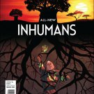 All-New Inhumans #8 [2016] VF/NM Marvel Comics