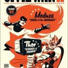 Civil War II #2 Michael Cho Fight Poster Variant Cover [2016] VF/NM Marvel Comics