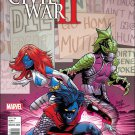 Civil War II: X-Men #1 Greg Land Variant Cover [2016] VF/NM Marvel Comics