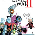 Civil War II: X-Men #1 Skottie Young Baby Variant Cover [2016] VF/NM Marvel Comics