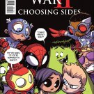 Civil War II: Choosing Sides #1 Skottie Young Baby Variant Cover [2016] VF/NM Marvel Comics