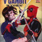 Deadpool v Gambit #1 [2016] VF/NM Marvel Comics