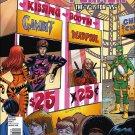 Deadpool v Gambit #1 Tim Seeley Variant Cover [2016] VF/NM Marvel Comics