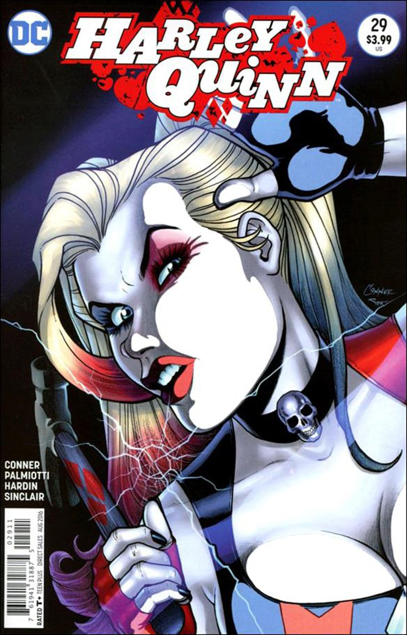 Harley Quinn #29 [2016] VF/NM DC Comics