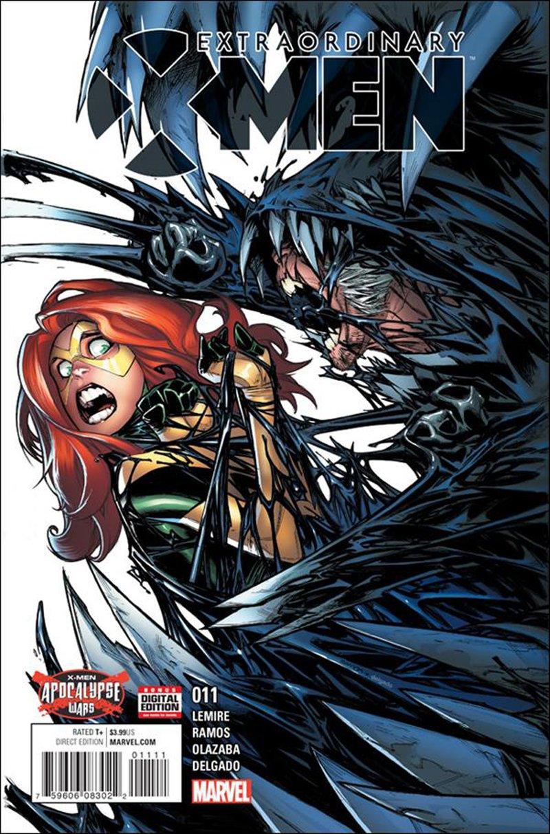 Extraordinary X-Men #11 [2016] VF/NM Marvel Comics