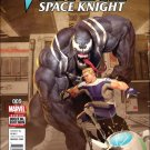 Venom: Space Knight #9 [2016] VF/NM Marvel Comics