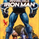 Invincible Iron Man #11 Juan Gedeon Death of X Variant Cover [2016] VF/NM Marvel Comics