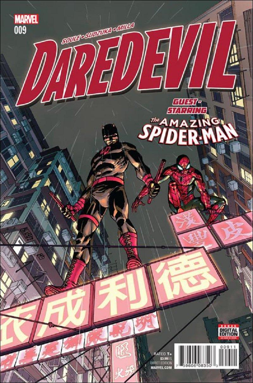 Daredevil #9 [2016] VF/NM Marvel Comics