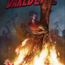 Daredevil #9 Rahzzah Death of X Variant Cover [2016] VF/NM Marvel Comics