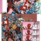 Deadpool #15 Secret Comic X Variant Cover [2016] VF/NM Marvel Comics