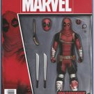 Deadpool & The Mercs for Money #1 (Vol 2) Action Figure Variant Cover [2016] VF/NM Marvel Comics