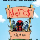 Deadpool & The Mercs for Money #1 (Vol 2) Skottie Young Variant Cover [2016] VF/NM Marvel Comics