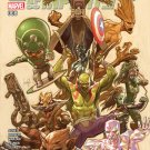 Guardians of Infinity #8 [2016] VF/NM Marvel Comics