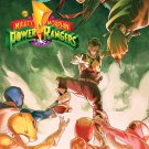 Mighty Morphin Power Rangers #5 [2016] VF/NM Boom! Studios Comics