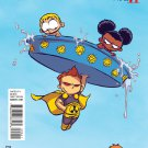 Squadron Supreme #9 Skottie Young Variant Cover [2016] VF/NM Marvel Comics