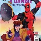 Deadpool v Gambit #3 [2016] VF/NM Marvel Comics