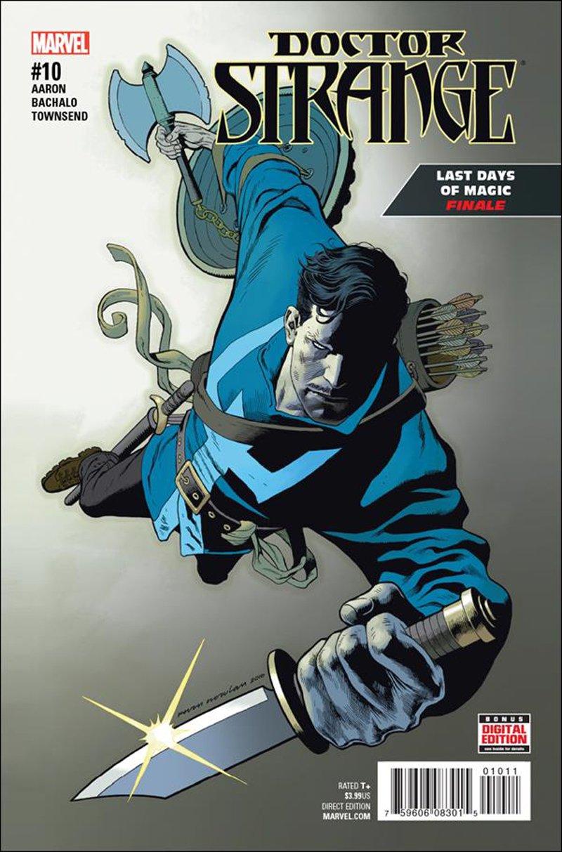 Doctor Strange #10 [2016] VF/NM Marvel Comics