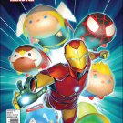 Invincible Iron Man #12 Brandon Peterson Tsum Tsum Variant Cover [2016] VF/NM Marvel Comics