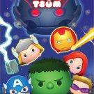 Marvel Tsum Tsum #1 Fernando Olmedo Tsum Tsum Game Connecting Cover[2016] VF/NM Marvel Comics