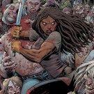 Walking Dead #157 Arthur Adams and Nathan Fairbairn Variant Cover [2016] VF/NM Image Comics