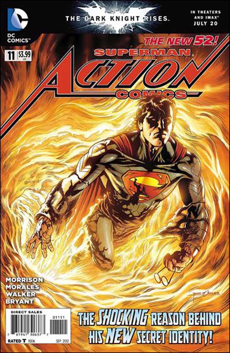 Action Comics #11 [2012] VF/NM DC Comics
