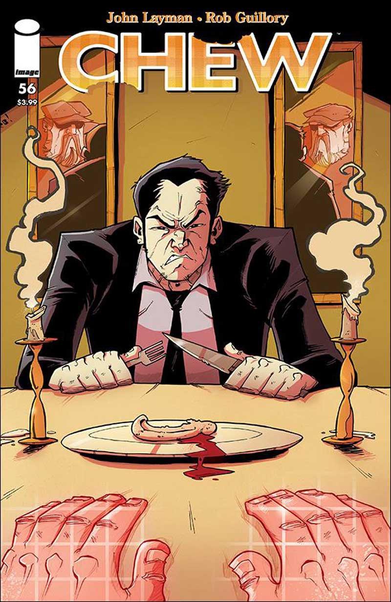 Chew #56 [2016] VF/NM Image Comics