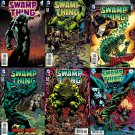 Swamp Thing #1 2 3 4 5 6 [2016] Complete Mini-Series! VF/NM DC Comics