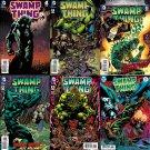 Swamp Thing #1 2 3 4 5 6 [2016] Complete Mini-Series! VF/NM DC Comics