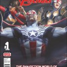 All-New, All-Different Avengers Annual #1 [2016] VF/NM Marvel Comics