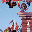 All-New, All-Different Avengers Annual #1 Skottie Young Baby Cover [2016] VF/NM Marvel Comics