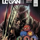 Old Man Logan #10 Mike Deodato Jr. Tsum Tsum Variant Cover [2016] VF/NM Marvel Comics