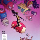 All-New Wolverine #11 Jake Parker Tsum Tsum Variant Cover [2016] VF/NM Marvel Comics