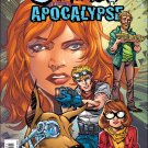 Scooby Apocalypse #4 Denys Cowan Variant Cover [2016] VF/NM DC Comics