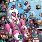 Unbelievable Gwenpool #5 Emanuela Lupacchino Tsum Tsum Variant Cover [2016] VF/NM Marvel Comics