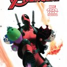 Uncanny Avengers #12 Jeff Dekal Tsum Tsum Take Over Variant Cover [2016] VF/NM Marvel Comics