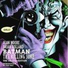 Batman The Killing Joke Deluxe Edition Hard Cover Graphic Novel [2008] VF/NM DC Comics