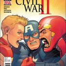 Captain America: Steve Rogers #4 [2016] VF/NM Marvel Comics