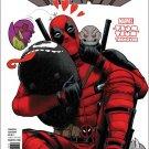 Deadpool #17 [2016] Tsum Tsum variant VF/NM Marvel Comics