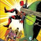 Deadpool & The Mercs for Money #3 (Vol 2) [2016] VF/NM Marvel Comics