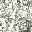 Civil War II #5 Kim Jung Gi Connecting Cover [2016] VF/NM Marvel Comics