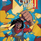 Ms. Marvel #11 [2016] VF/NM Marvel Comics