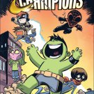 Champions #1 Skottie young variant [2016] VF/NM Marvel Comics