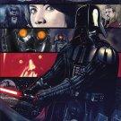 Darth Vader #25 Salvador Larroca Cover [2016] VF/NM Marvel Comics  Final Issue