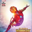 Invincible Iron Man #1 [2016] VF/NM Marvel Comics   *Incentive comic* Please read how to qualify