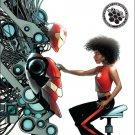 Invincible Iron Man #1 [2016] VF/NM Marvel Comics *Mike McKone 1:10 STEAM variant*