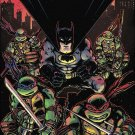 Batman Teenage Mutant Ninja Turtles Adventures #1 Kevin Eastman Cover [2016] VF/NM DC Comics