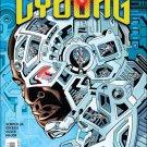 Cyborg #4 [2016] VF/NM DC Comics